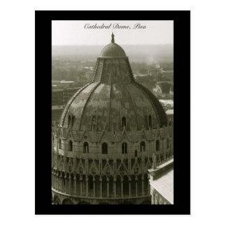 Duomo Pisa   Postacrd Vykort