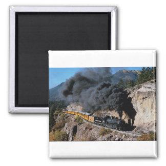 Durango och Silverton järnväg, nr. 481, björnCree Magnet