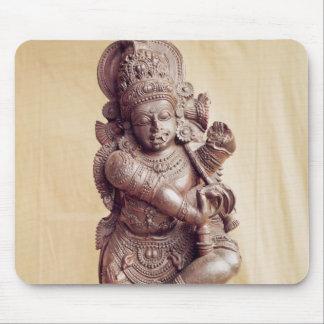 Durga från sydliga Indien Musmatta