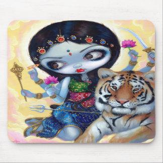 """""""Durga och tigern"""" Mousepad Musmattor"""