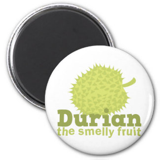 Durian den stinka frukten magnet