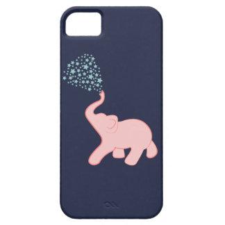Dusch för babyelefantstjärna iPhone 5 hud