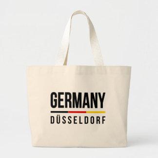 Düsseldorf Tyskland Jumbo Tygkasse