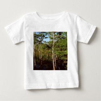 Dvärg- Cypress för skog Everglades Florida T Shirt