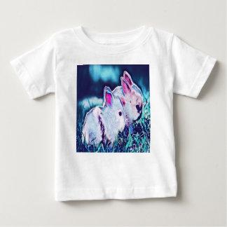 Dvärg- kaniner för natt tshirts