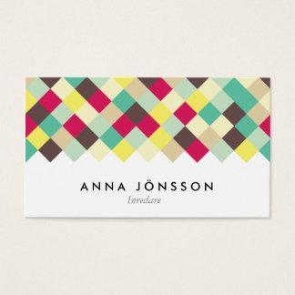 Dyk in i Färg Visitkort
