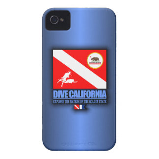 Dyk Kalifornien iPhone 4 Case-Mate Fodraler