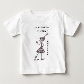 Dykare - kasta sig suger t-shirt