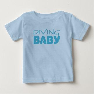 DykningpojkeT-tröja & spädbarn ett biet Tee Shirt