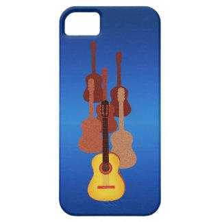 Dynamiska gitarrer iPhone 5 hud