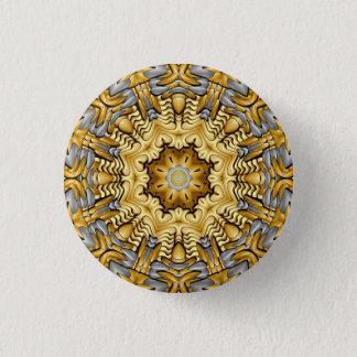 Dyrbar metall knäppas och stift mini knapp rund 3.2 cm