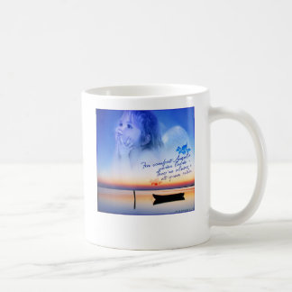 dyrbar oskuld kaffemugg