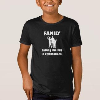 Dysfunktionell familj tshirts