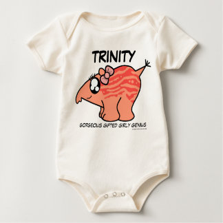 "e.e.h.r…? Trinity""snille"" baby Sparkdräkter"