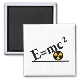 E=mc2 igen magnet