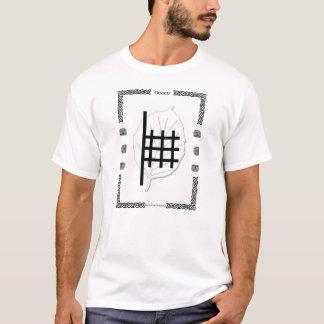 Eamhancholl oghamskjorta t shirt