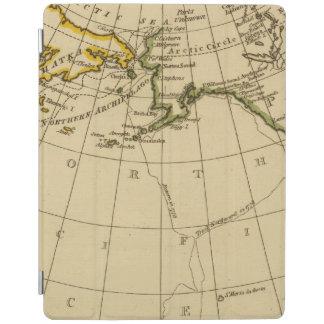 East Asia västra Nordamerika iPad Skydd