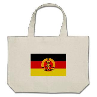 East Germany flagga Tygkasse