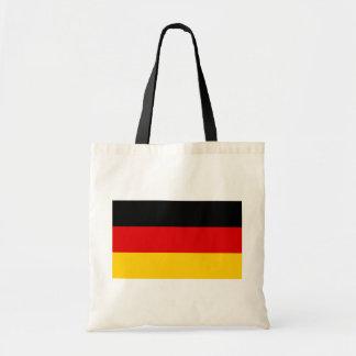 East Germany med för snitt emblemen ut, tyskland f Tygkasse