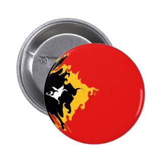 East Timor Gnarly flagga Knapp