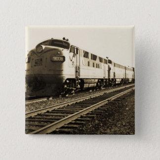 Eastbound tåg #92 för GTW-dieselmotor #9008 Standard Kanpp Fyrkantig 5.1 Cm