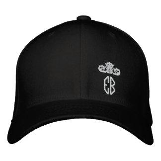 EB - Engelsk broderad hatt för bulldogg royal