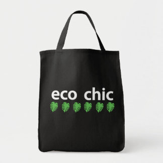 Eco chic totomörk tygkasse