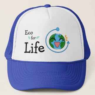 Eco för Livtruckerkepsen (mångafärger) Truckerkeps