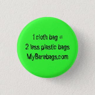 eco hänga lösinget plast-! mini knapp rund 3.2 cm