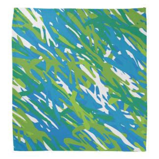 Eco kamouflageBandana Scarf