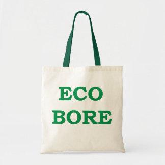 Eco-tråkmåns kanfasshopping bag tygkasse