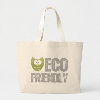 Eco vänlig design! Ekologiprodukt! Jumbo Tygkasse