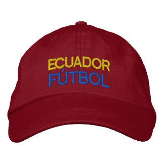 ECUADOR FUTBOL BRODERAD KEPS