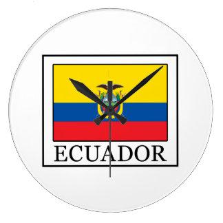 Ecuador Stor Klocka