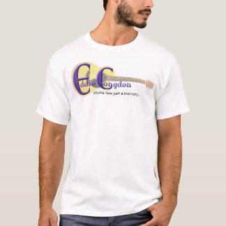 Eddie Congdon gitarr T Tee Shirt