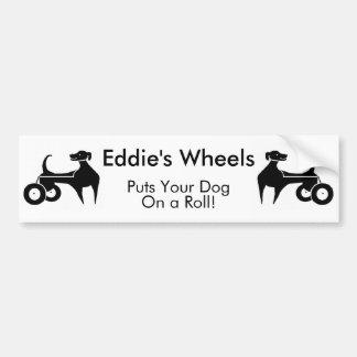 Eddies hjulbildekal bildekal