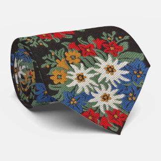 Edelweiss schweizisk alpin blomma slips