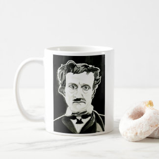 Edgar Allan Poe 11 uns. Kaffemugg