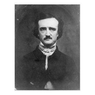 Edgar Allan Poe-1848 Vykort