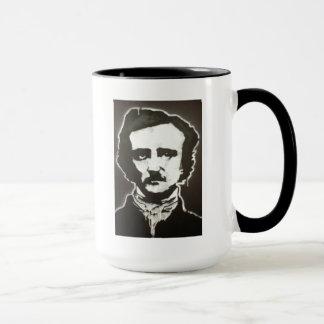 Edgar Allan Poe Anti-Sömn mugg