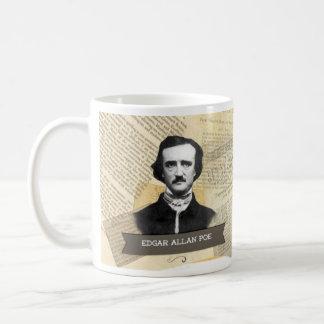Edgar Allan Poe historisk mugg