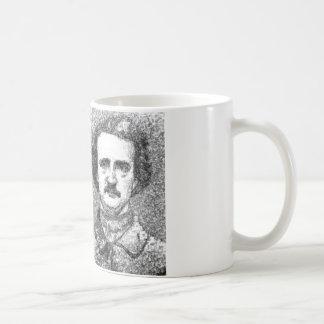 Edgar Allan Poe Kaffemugg