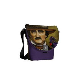 Edgar Allan Poe Kurir Väska