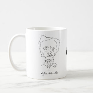 Edgar Allan Poe mugg
