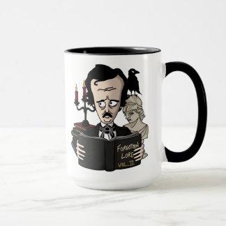 """Edgar Allan Poe"" mugg"