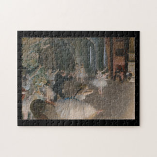 Edgar Degas | arrangerar repetition Pussel