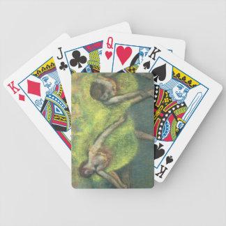 Edgar Degas | att koppla av för två dansare Spelkort