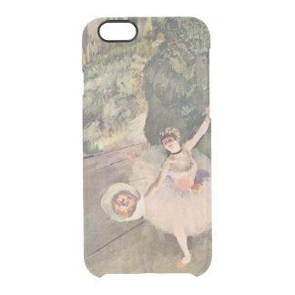 Edgar Degas | balettrepetition arrangerar på Clear iPhone 6/6S Skal