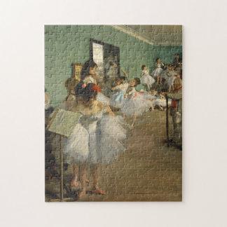 Edgar degas- dans klassificerar 1874 pussel
