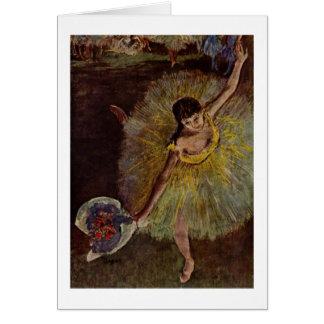 Edgar Degas | fenad'Arabesque OBS Kort